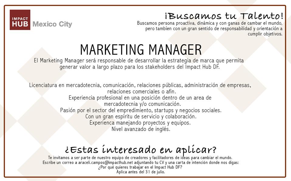 Mkt Manager