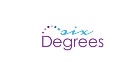 six degrees logo
