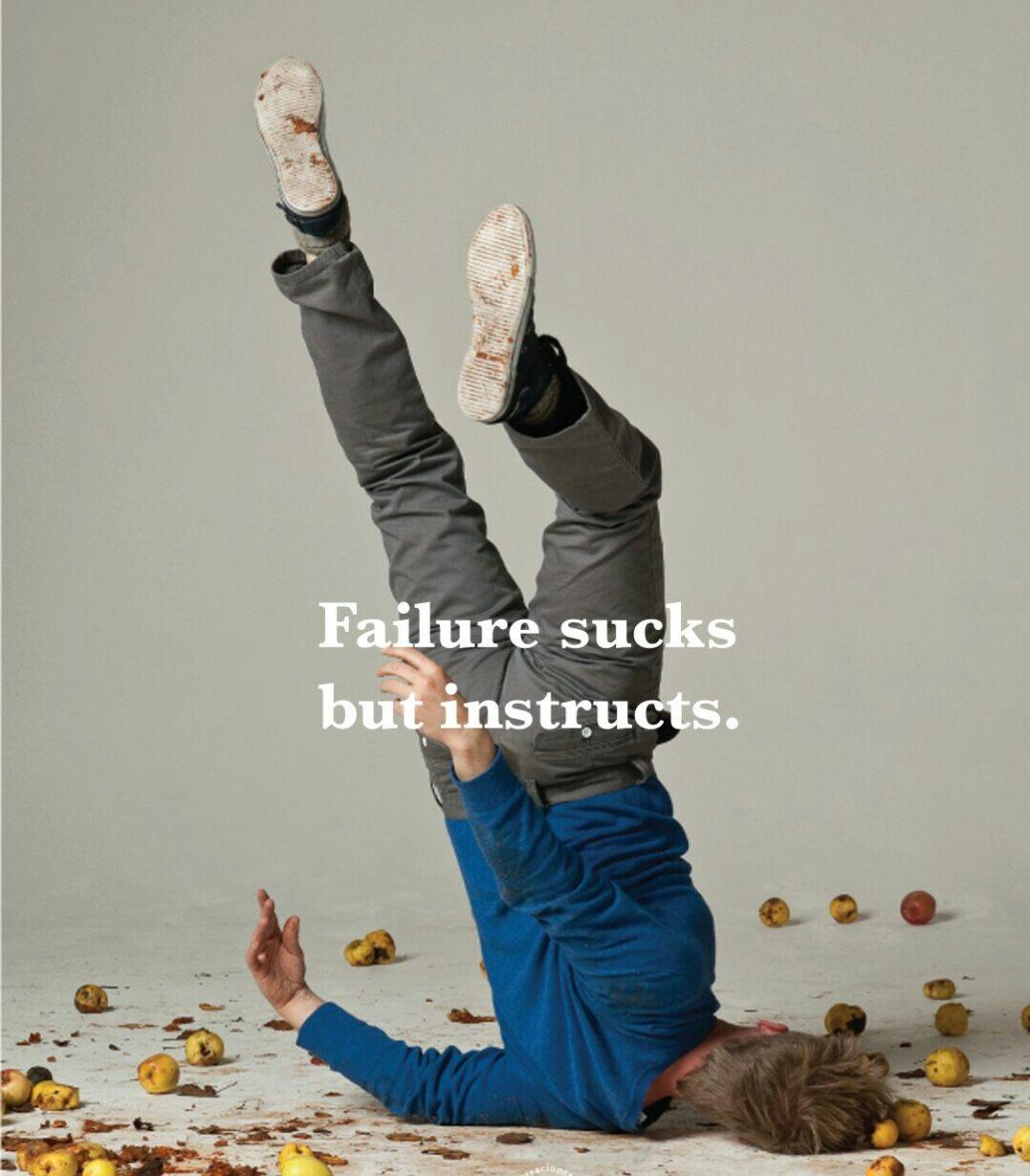 fracaso aprender