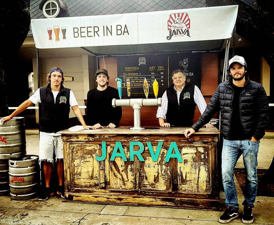 Jarva Beer - Jarva Brewing Company