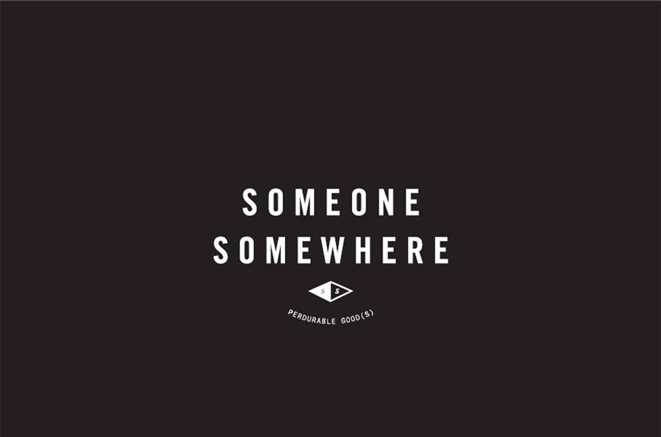 Someone Somewhere logo