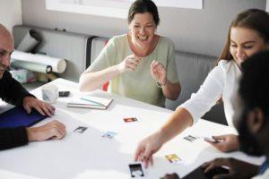 equipo de trabajo growth mindset