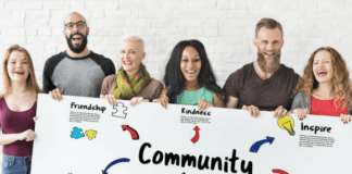 community booster